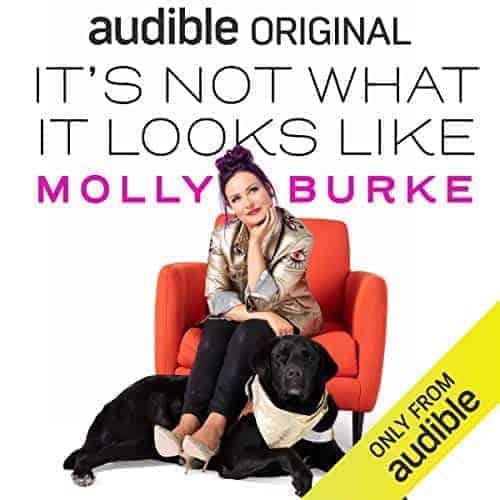 Molly Burke audiobook, It's not what it looks like.